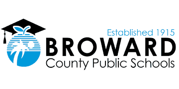 Logo for Broward County Public Schools