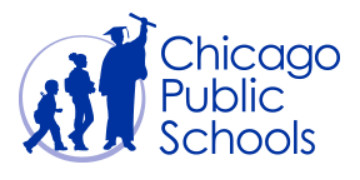 Logo for Chicago Public Schools - CPS