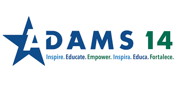 Logo for Adams County School District 14