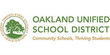 Logo for Oakland Unified School District
