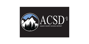 Logo for Albany County School District One